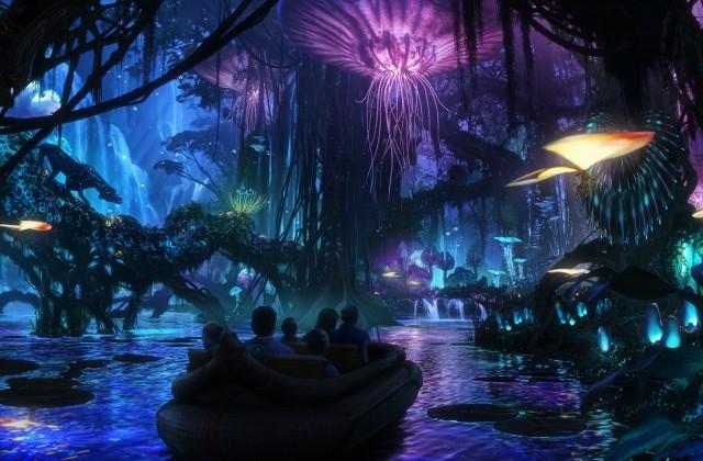 Sneak peek: Pandora: The World of AVATAR!