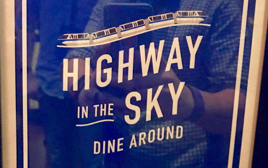 Review: Highway in the Sky Dine Around