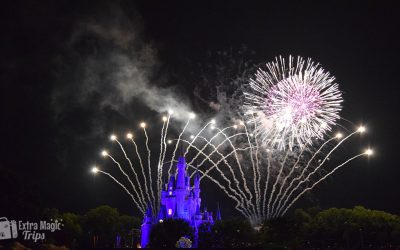 Video: Preview the new fireworks show coming to the Magic Kingdom® Park
