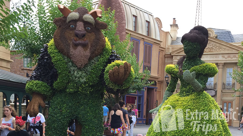 Epcot® International Flower and Garden Festival