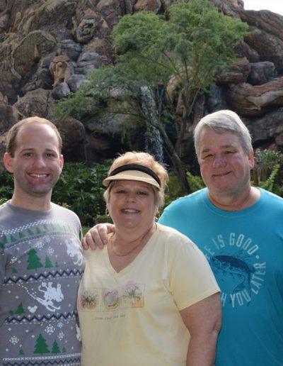 The Tree of Life at Disney's Animal Kingdom® Theme Park