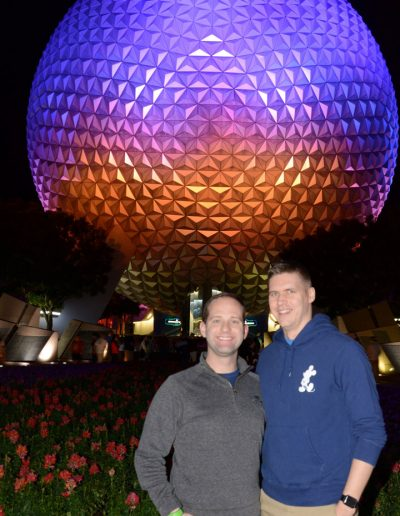 Spaceship Earth at Epcot®