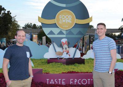 Epcot® International Food & Wine Festival