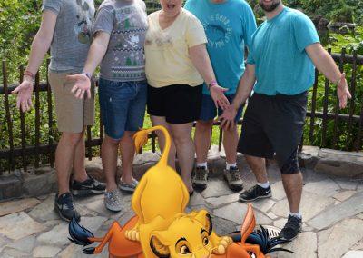 Magic Shot at Disney's Animal Kingdom® Theme Park