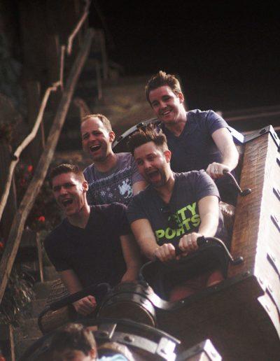 Seven Dwarfs Mine Train at Magic Kingdom® Park