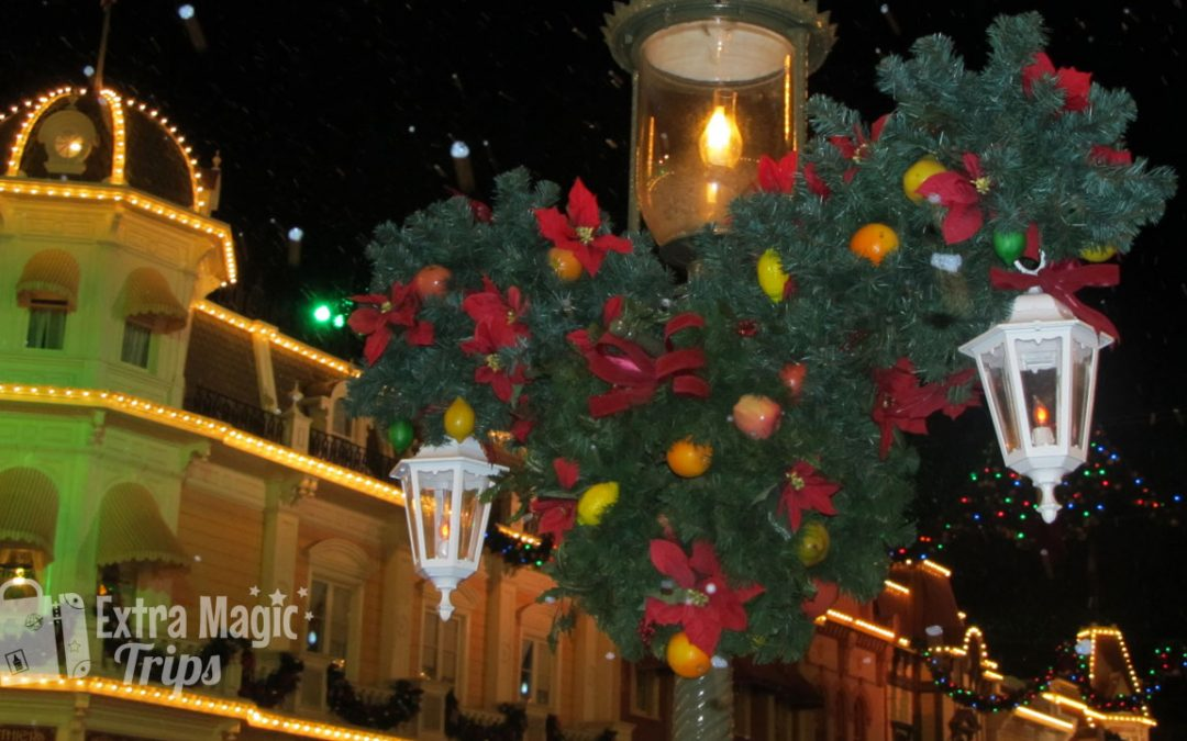Enjoy Mickey's Very Merry Christmas Party at the Walt Disney World® Resort