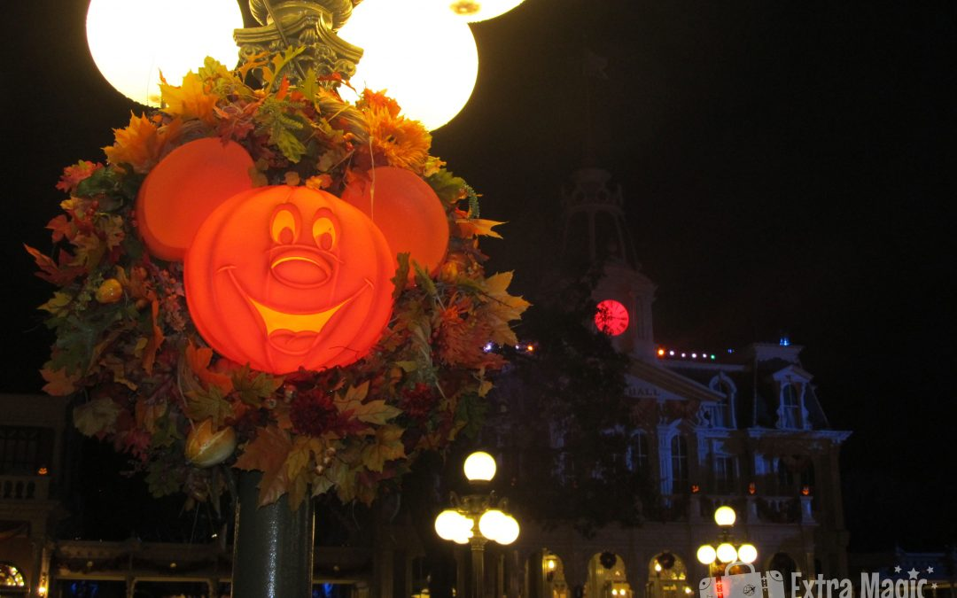 Join the Halloween party at the Walt Disney World® Resort