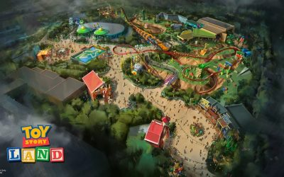 Toy Story Land opens at Disney's Hollywood Studios® on June 30, 2018!