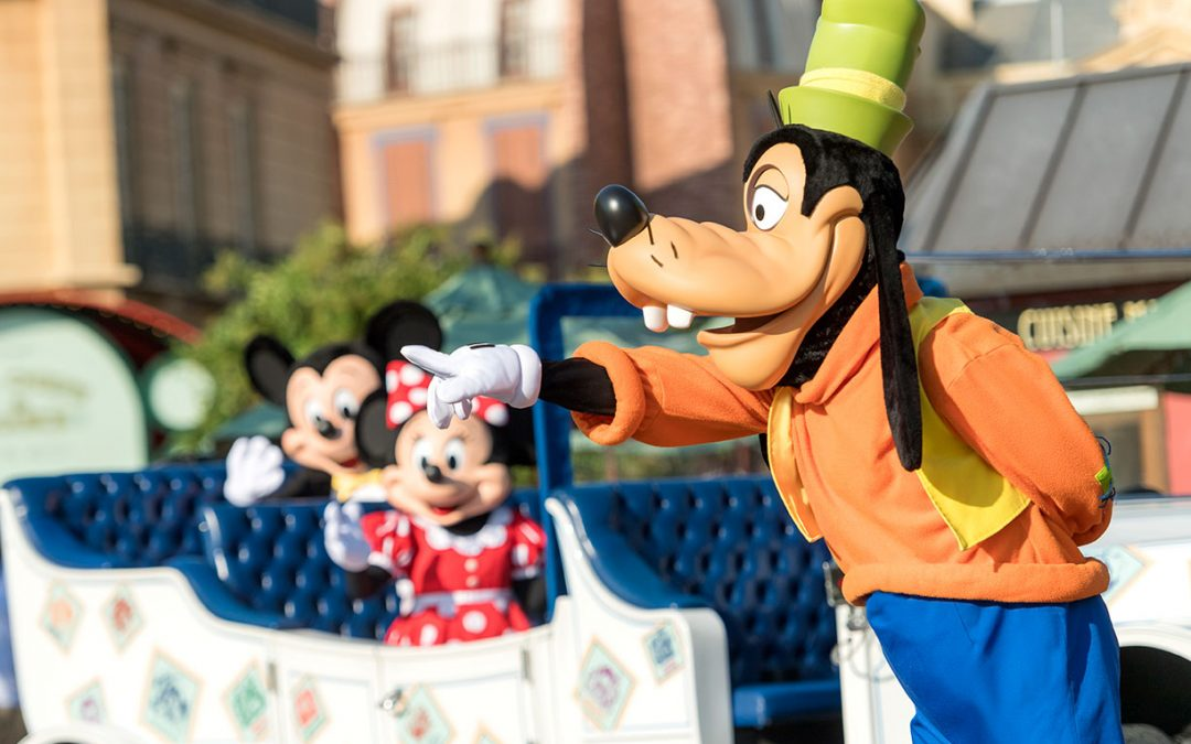 Save up to 35% on select Disney Resort hotels in early 2021!